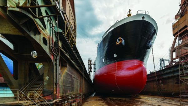 Ship Repairing & Dry Docking Support